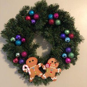Other - Handmade, Artificial Wreath!